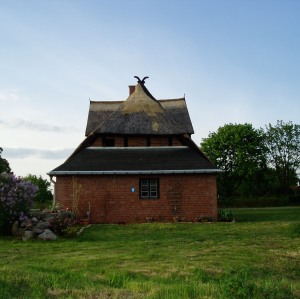 Torhaus Kotelow Südansicht 2014